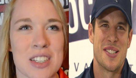 Taylor Crosby NHL Sidney Crosby's Sister