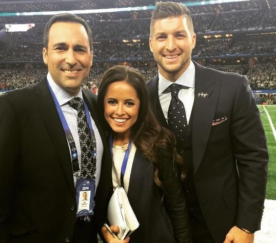 Who is tim tebow s current girlfriend fabwags com