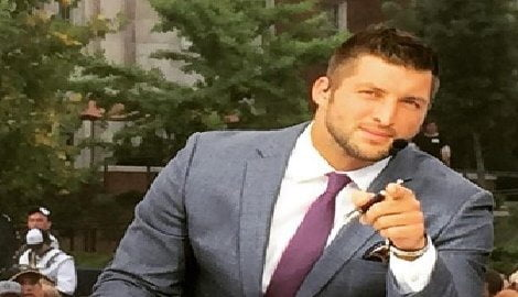 Who is Tim Tebow's Current Girlfriend