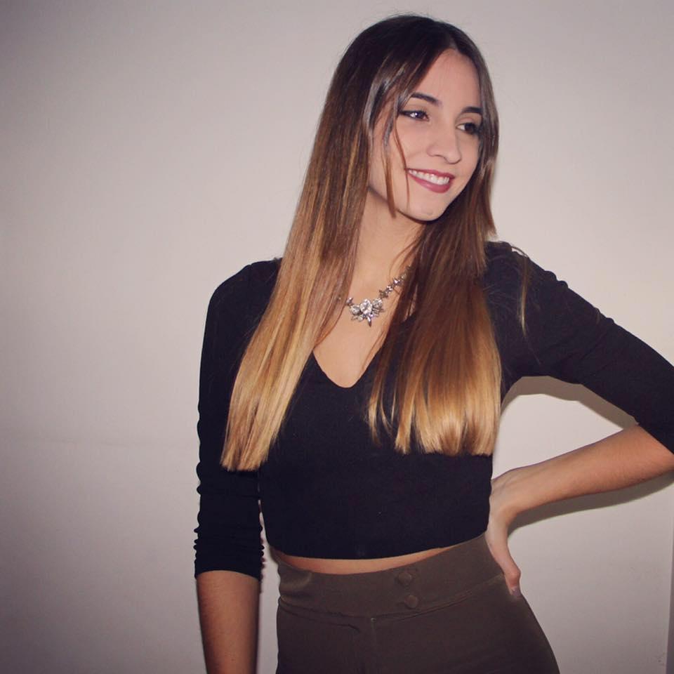 Andre Gomes girlfriend Lisa Gonçalves pic