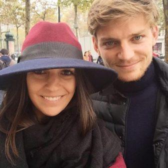 Stephanie Tuccitto David Goffin's Girlfriend