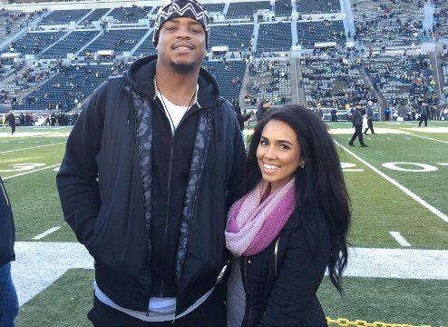 Paige Pettis NFL Dion Jordan's Girlfriend