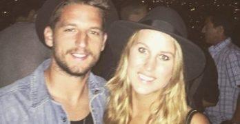 Katrin Kerkhofs Belgium Dries Mertens' Wife