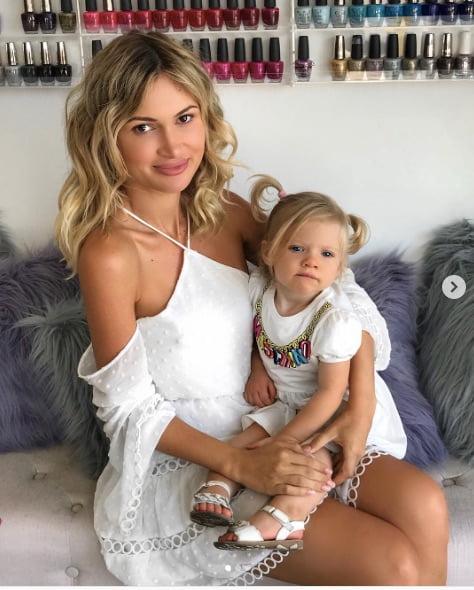 Julian Edelman S Swedish Model Baby Mama Ella Rose