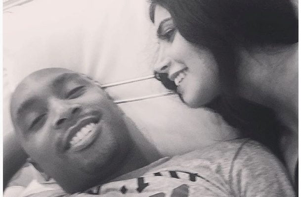 Nilou Saniri NBA Gerald Henderson's girlfriend