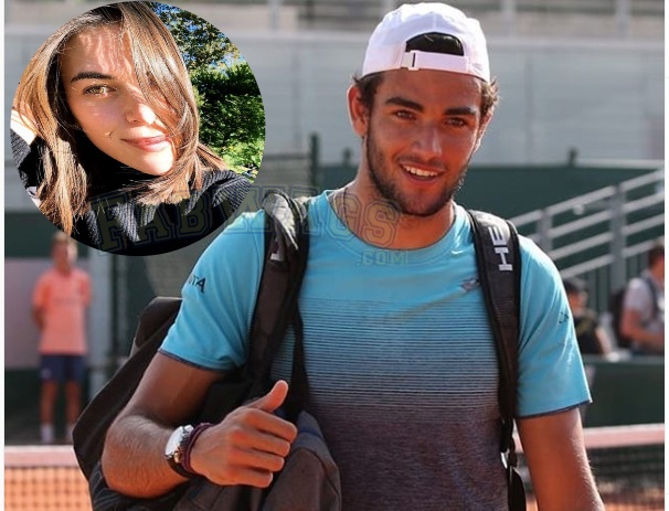 Is Ajla Tomljanovic Matteo Berrettini's Girlfriend?