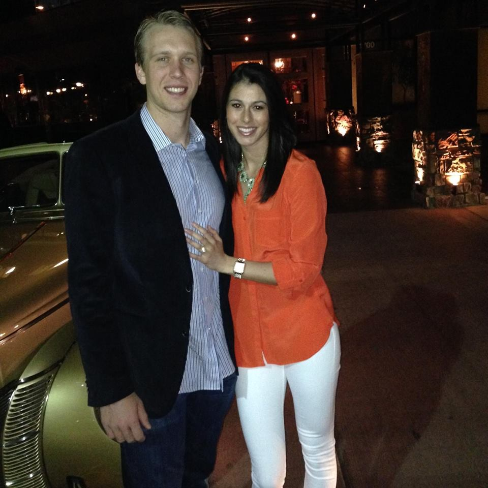 Nick Foles Wife Tori Moore