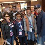 Simone Biles family