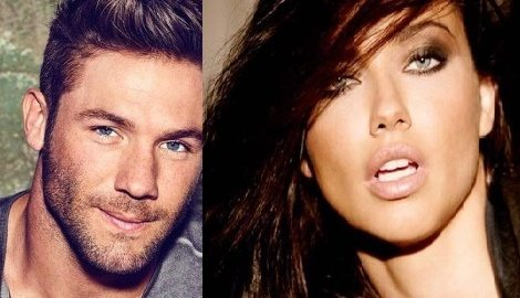 Julian Edelman's New Girlfriend Model Adriana Lima