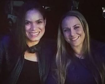 Nina Ansaroff MMA Amanda Nunes's Girlfriend