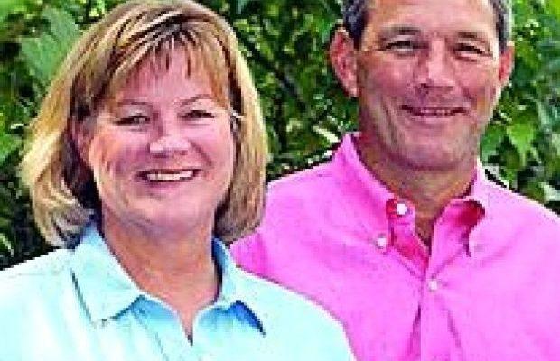 Mary Ferentz coach Kirk  Ferentz' Wife