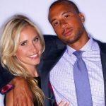 Aaron Hines Kristine Leahy's boyfriend