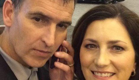 Amy Rhoades Baylor Mack Rhoades' Wife