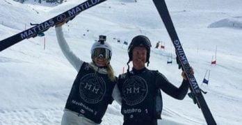 Mattias Hargin Skier Matilda Rapaport's Husband
