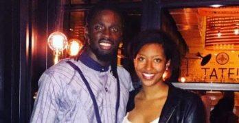 Kelsey Domiana NBA Maurice Ndour 's girlfriend
