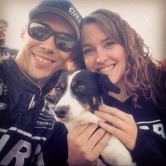 Lauren Stewart Driver Bryan Clauson's Girlfriend