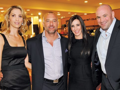 Dana White Wife