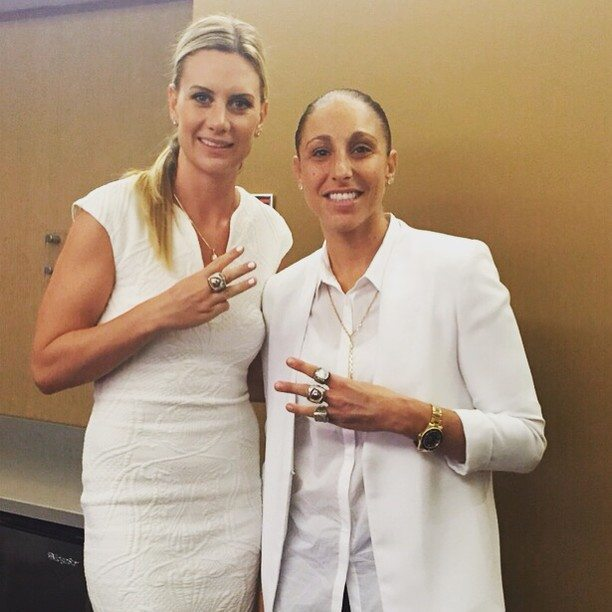 Is diana taurasi gay