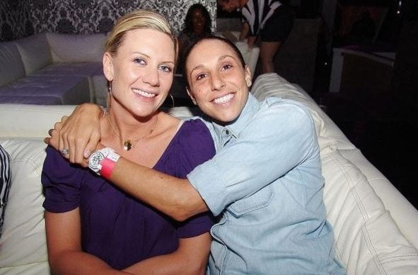 diana taurasi and penny taylor relationship