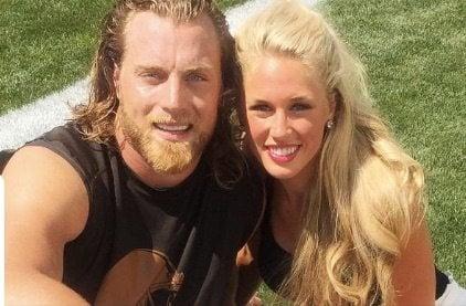 Jacqui Hoyle Kruger NFL Paul Kruger's Wife