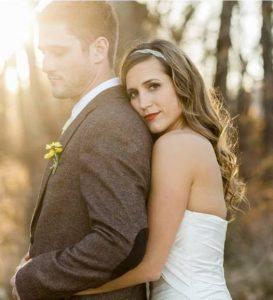 Shawn O'Malley Samantha Paradise O'Malley wedding