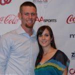 Rachel Lackey Strasburg MLB Stephen Strasburg's Wife