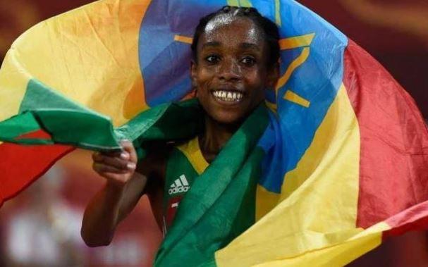 Almaz Ayana 10 Facts About Ethiopian Runner