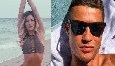 Cassandre Davis Cristiano Ronaldo's Asstastic Girlfriend