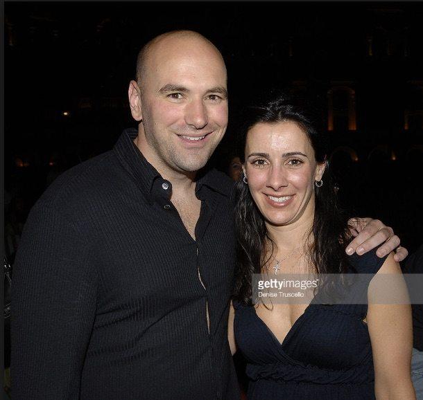 Dana white dating
