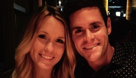 Sonnie Brand diver David Boudia's wife