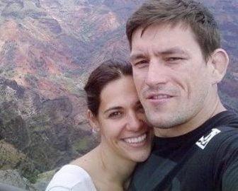 Renata Maia MMA Demian Maia's Wife