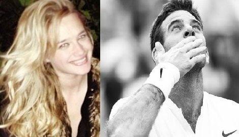 Julia Rohden Juan Martin del Potro's girlfriend