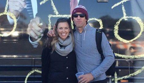 Brooke Niles Nick Lucena's Wife