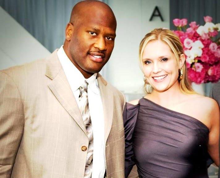 Beth Tibbott NFL James Harrison's Girlfriend