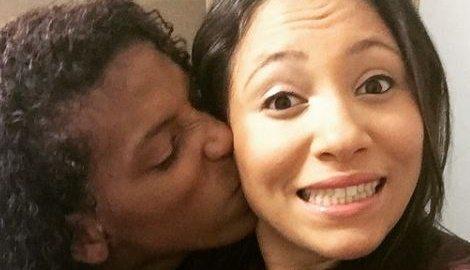 Thamara Cezar Brazil Rafaela Silva's Girlfriend