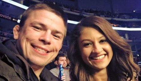 Madeline Torres UFC Rick Story's Girlfriend
