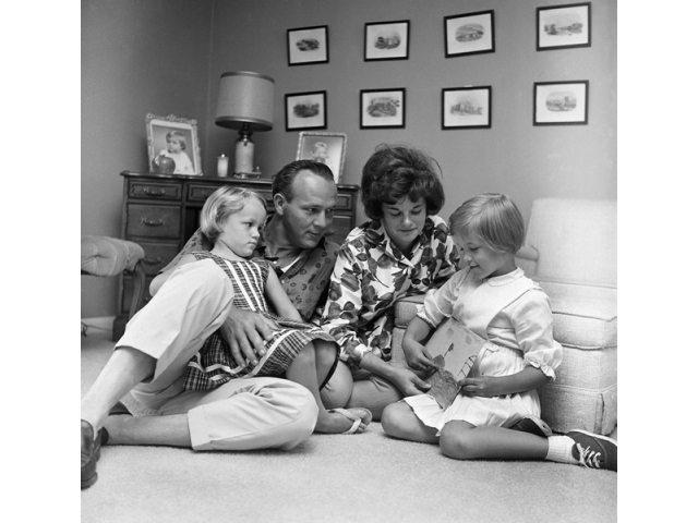 Kathleen Gawthrop Palmer Arnold Palmers Wife Bio Wiki