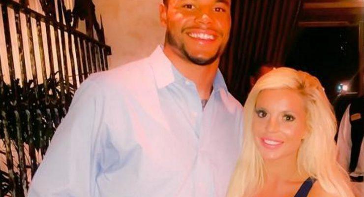 Dallas Nicole Parks Dak prescott's New Girlfriend