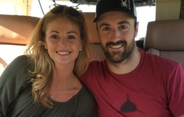 Rebecca Dalton Racer James Hinchcliffe's Girlfriend