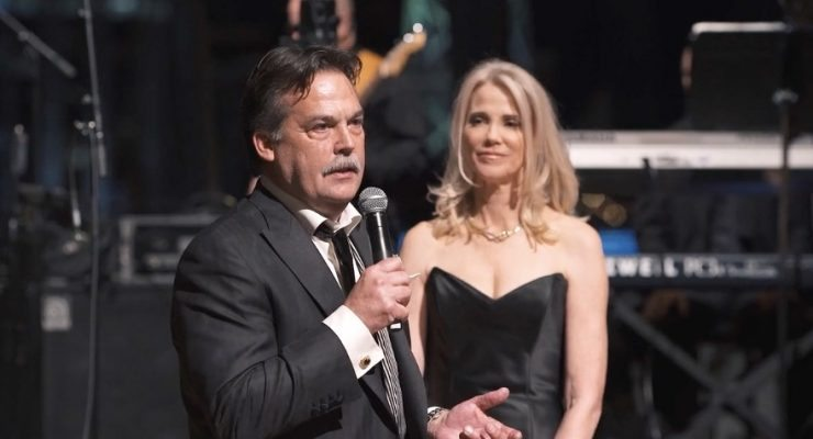 Jeff Fisher and his ex-wife Juli Fisher