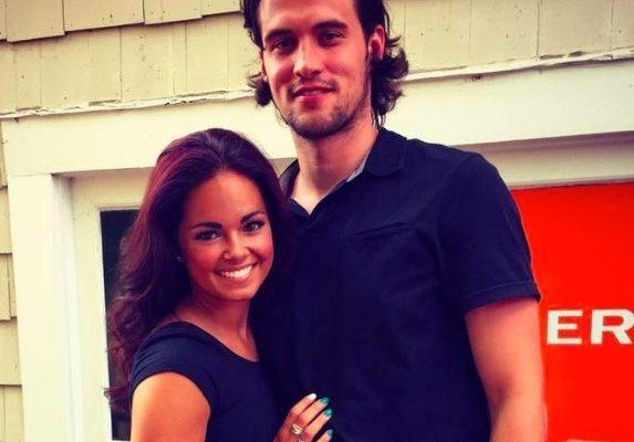 Alexa DelGreco NHL John Gibson's Girlfriend