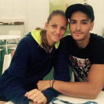 Michal Hrdlicka Karolina Pliskova's Boyfriend