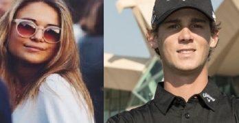 Eva Bossaerts PGA Golfer Thomas Pieters's Girlfriend