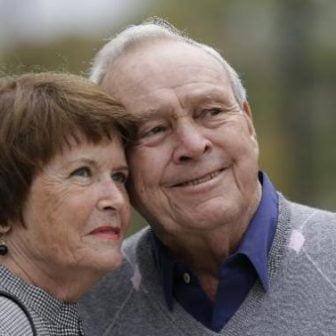 Kathleen Gawthrop Palmer Arnold Palmer's Wife