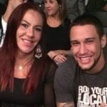 Ray Elbe Wallace UFC Cris Cyborg's Boyfriend