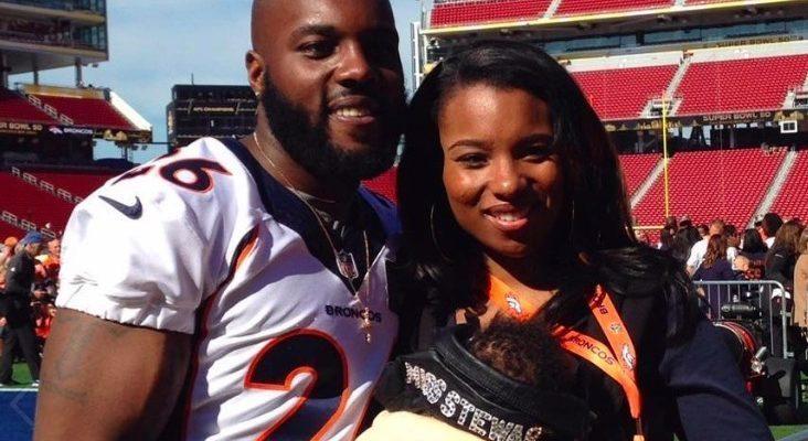 Whitley Stewart NFL Darian Stewart's Wife