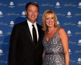 Robin Love Golfer Davis Love III's Wife