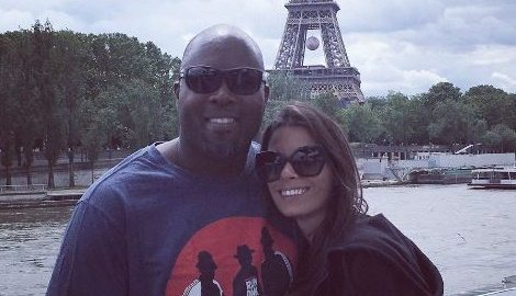 Tia Santoro NBA Glen Rice's Wife