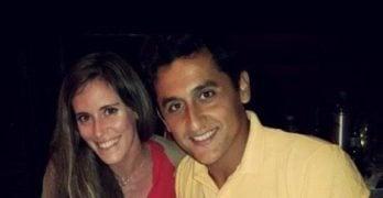 Rafaela Lardin ATP Nicolas Almagro's Wife