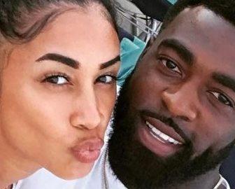 Darnell Nicole NFL Reshad Jones' Girlfriend